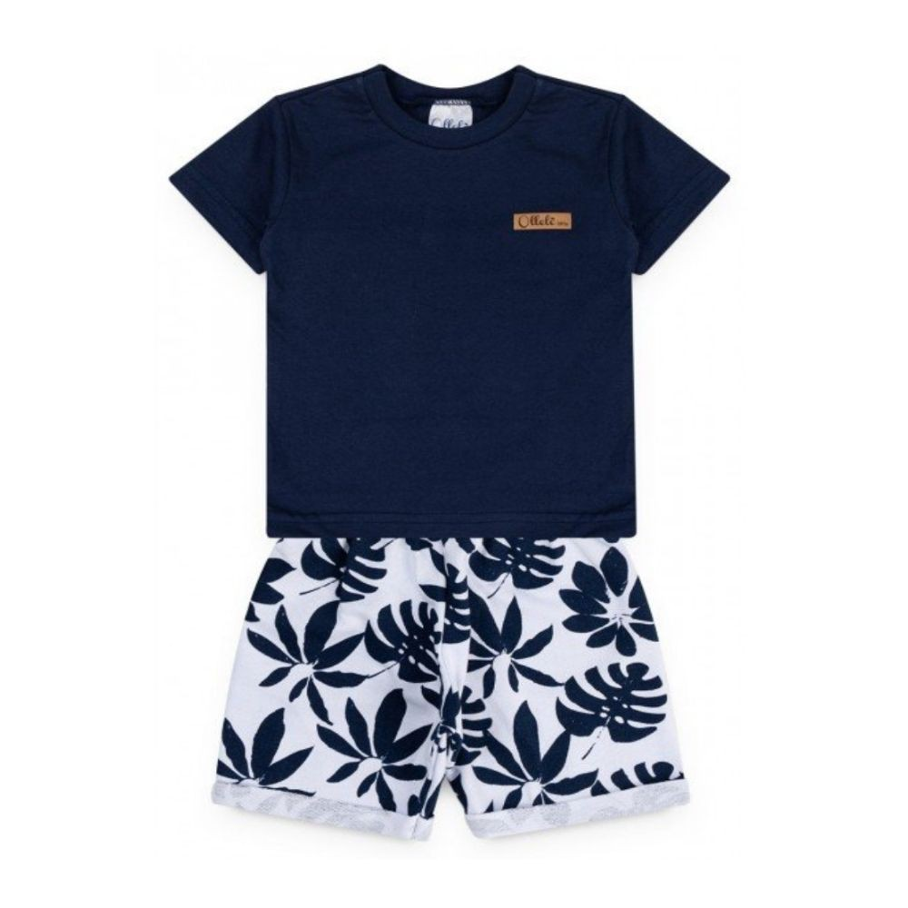 Conjunto Infantil Tropical - Ollelê Little