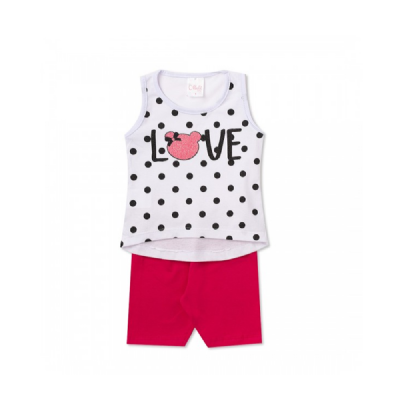 Conjunto Love- Ollelê Little