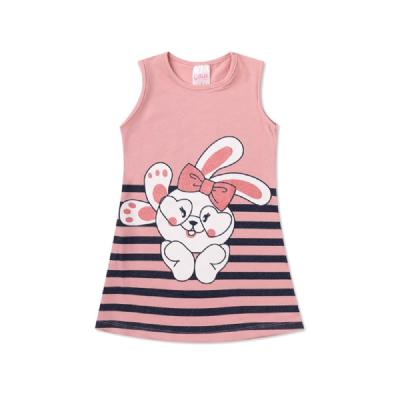 Vestido Bunny -Ollelê Litlle