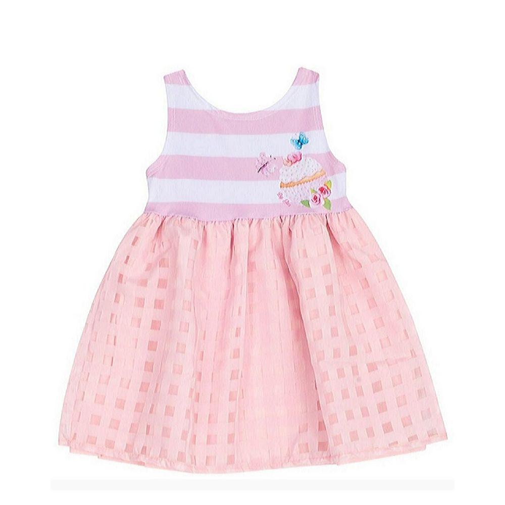 Vestido Infantil-Cupcake- By Gus