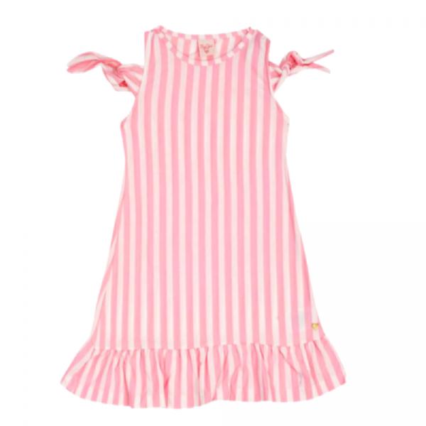 Vestido Infantil-Listras - By Gus