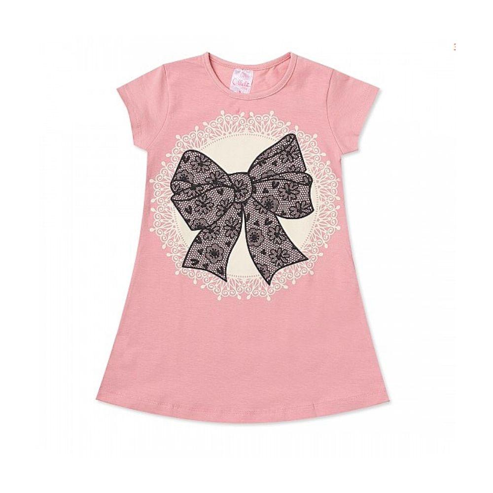 Vestido Infantil Mandala- Ollelê Little