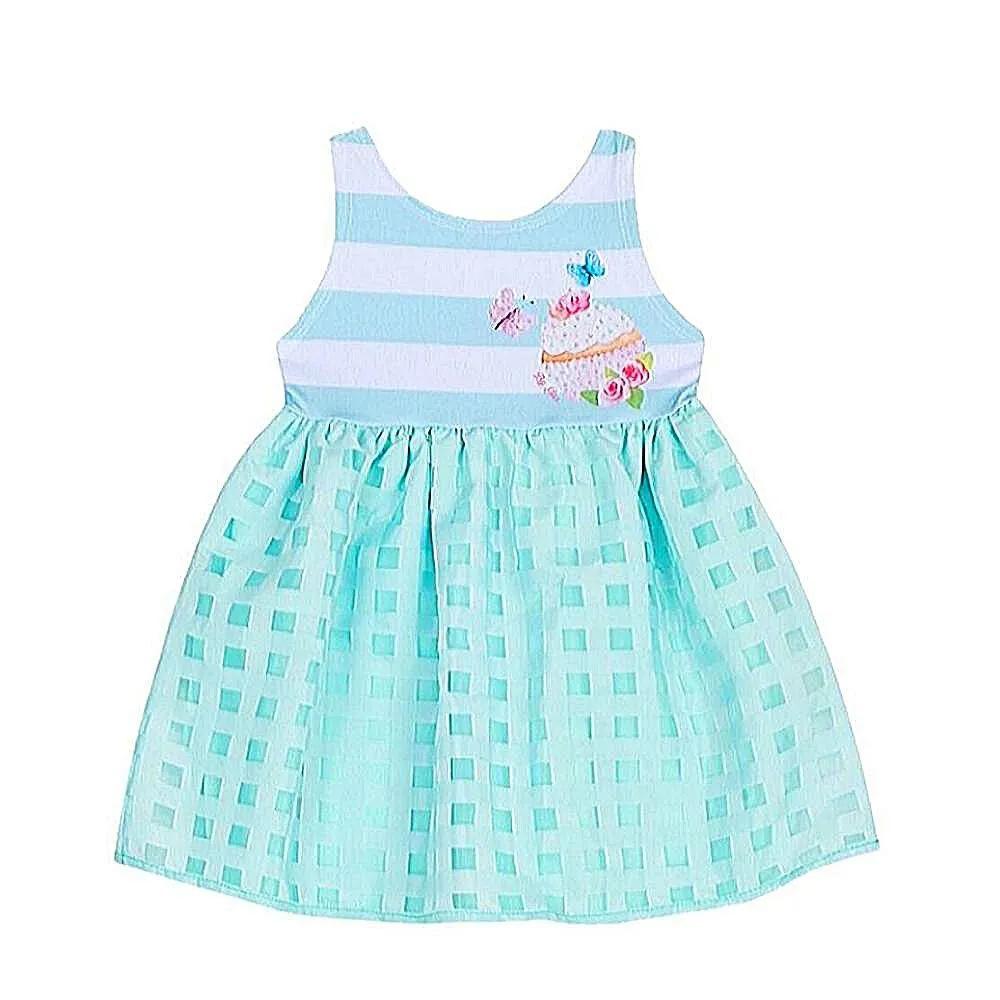 Vestido Infantil Tulê Cupcake- By Gus
