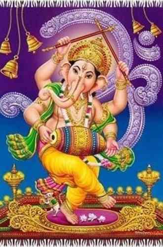 Canga Lord Ganesha- Canga De Praia Deus Hindu_prosperidade