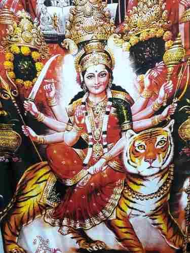 Canga Da Deusa Durga