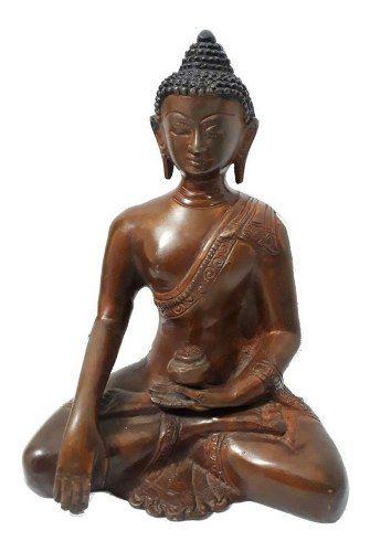 Buda Meditando Bronze