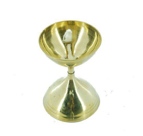 Lamparina Metal 9cm
