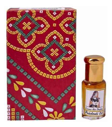 Perfume / Fragância De Patchouli 2.5 Ml Usado Na Décadas 60