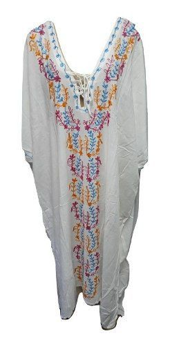 Vestido Indiano Longo Plus Size