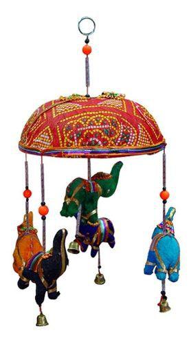 Mobile De Elefantes Indianos