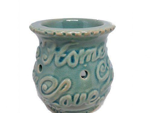 Difusor De Essências  A Velas Cerâmica