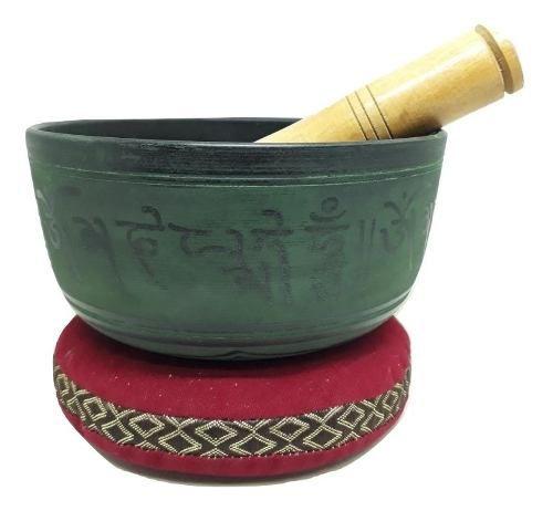 Tigela Tibetana Cantante 15cm