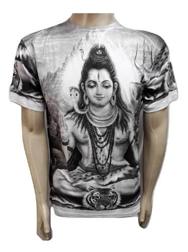 Camisa Masculina Deus Shiva