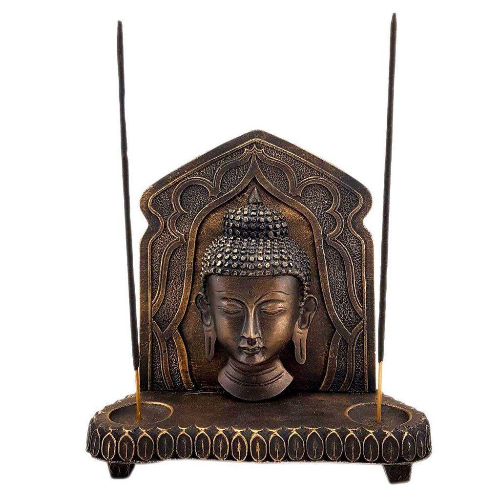 Altar de Buda Resina 21 Cm