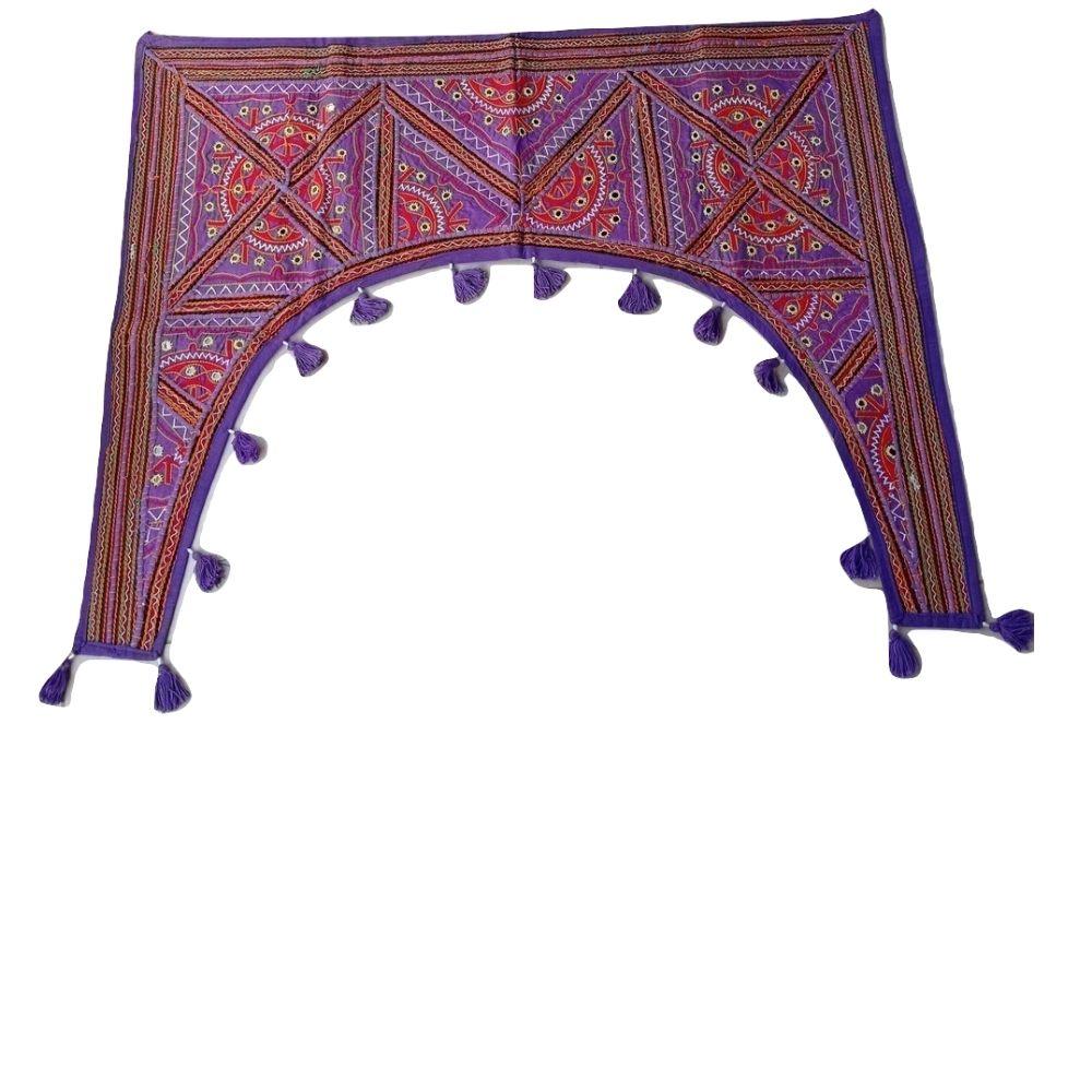 Bando Indiano Arco Porta Bordado 94 Cm