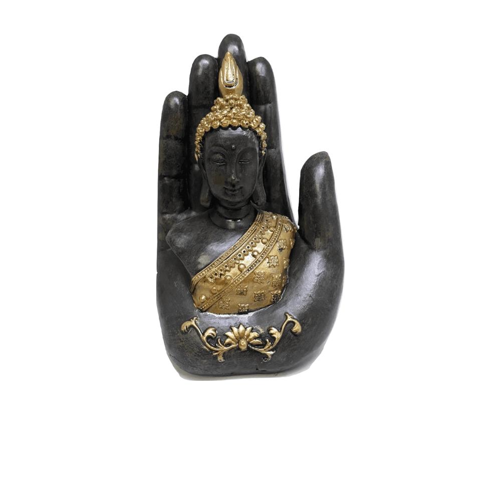 Buda Namaste Resina 19 cm