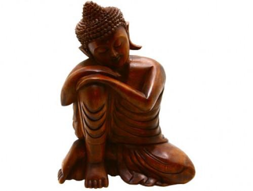 Buda Posição Reflexão