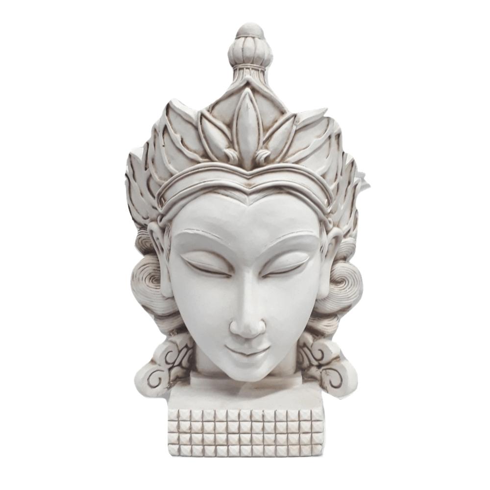 Cabeça de Buda 38 cm
