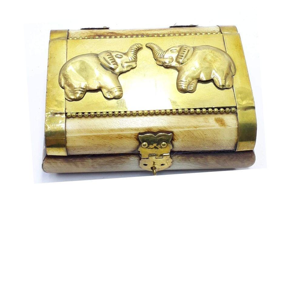 Caixinha dois Elefantes