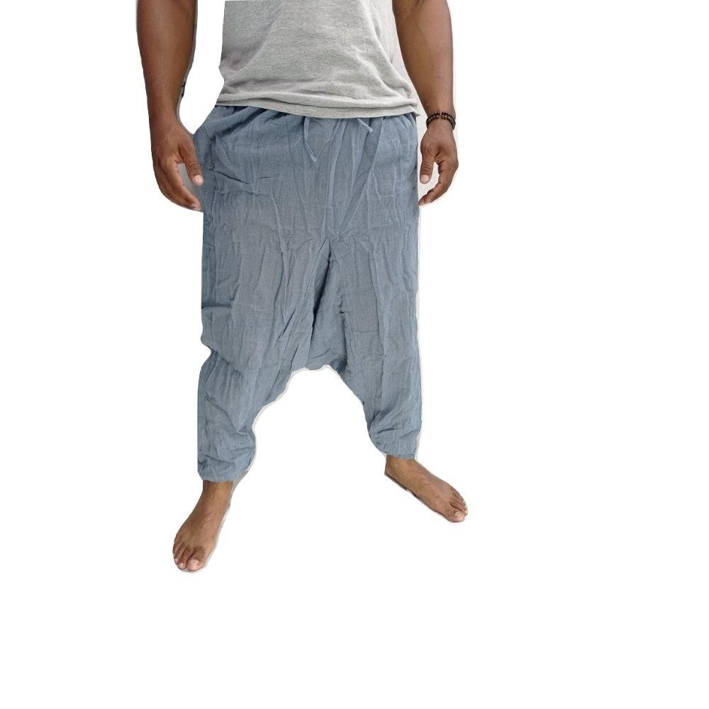 Calça Tay Masculina de Algodão Rústico
