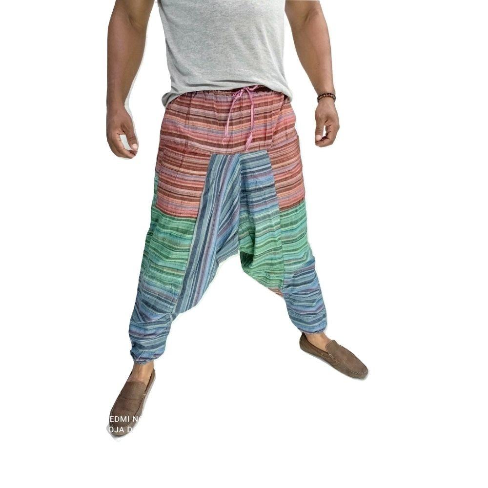 Calça Tay Yoga e Meditação de Algodão