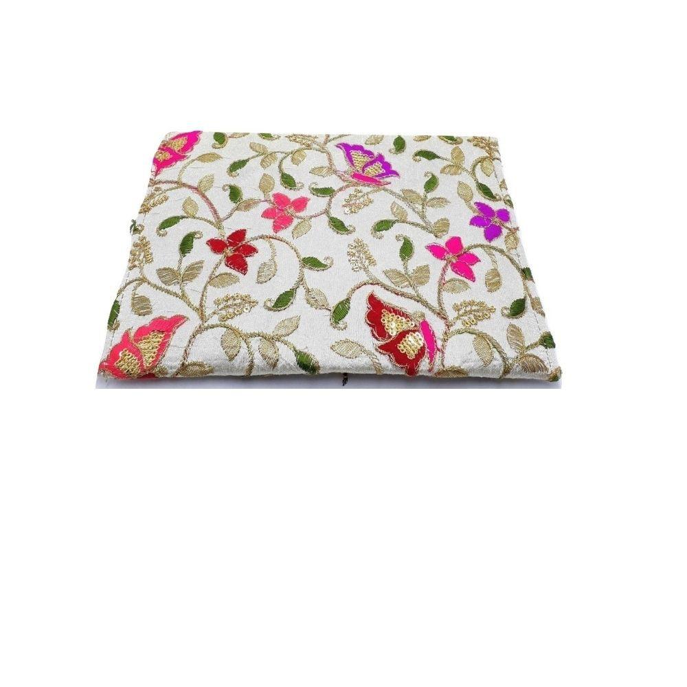 Clutch Feminina - Bolsa de mão Indiana