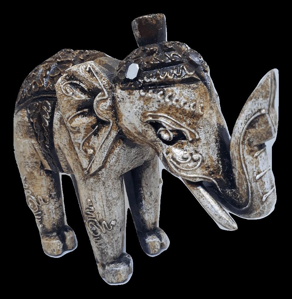 Elefante Decorativo Indiano  15 CM