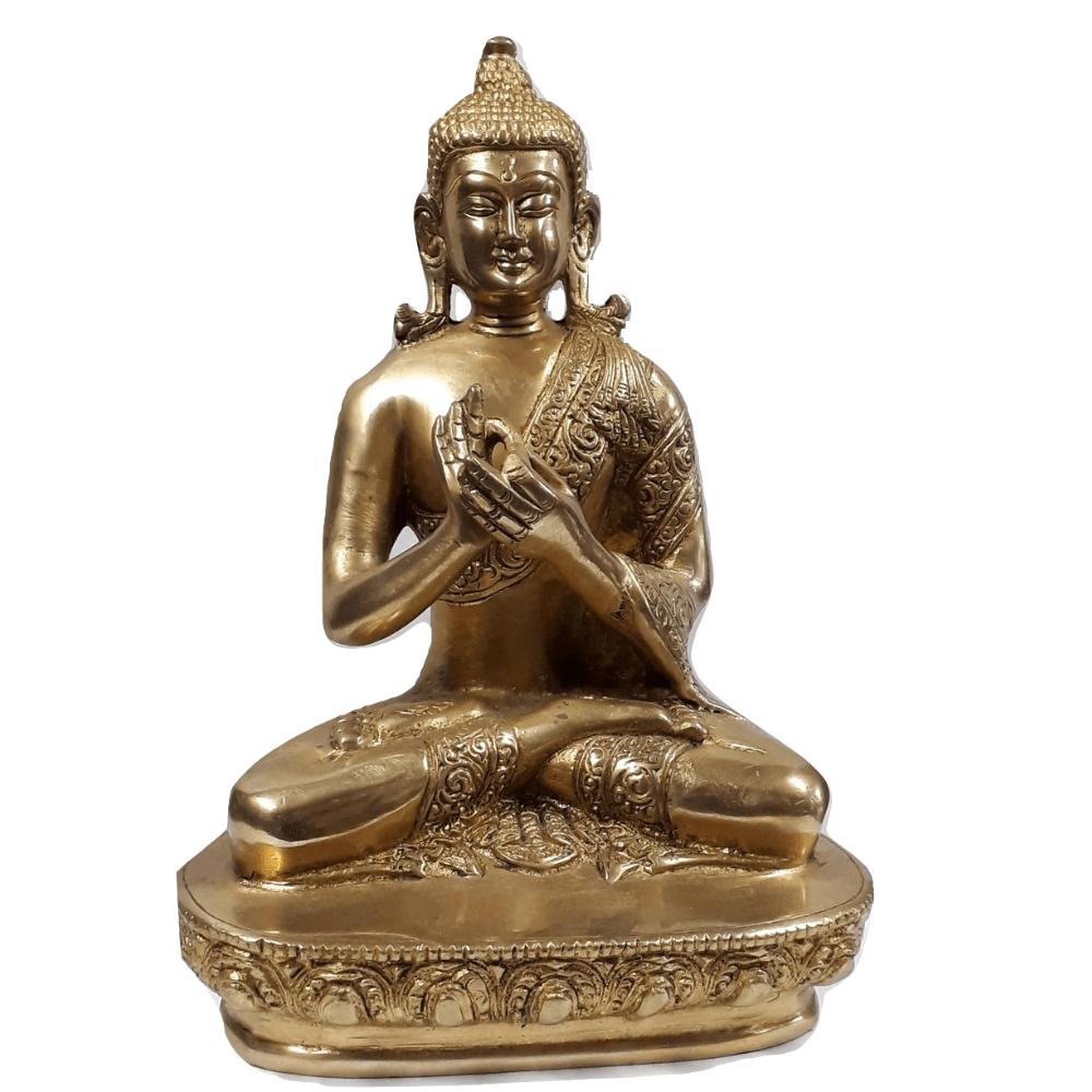Estátua  de Buda de Bronze