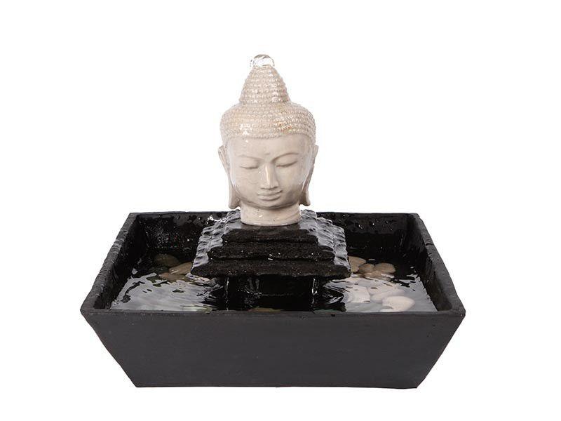 Fonte Cabeça de Buda em Pedra