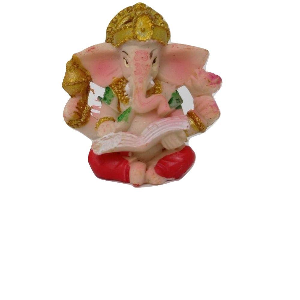 Ganesha Prosperidade e Boa Sorte 5Cm