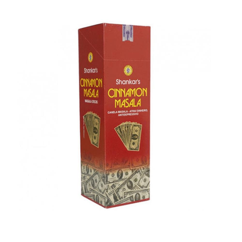 incenso de canela massala - Cinnamom Massala Atacado   25 Und