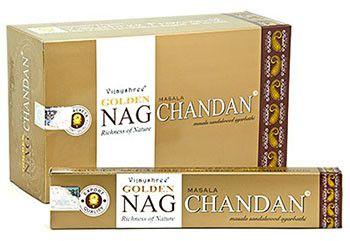 Incenso Nag Chandan Golden UND