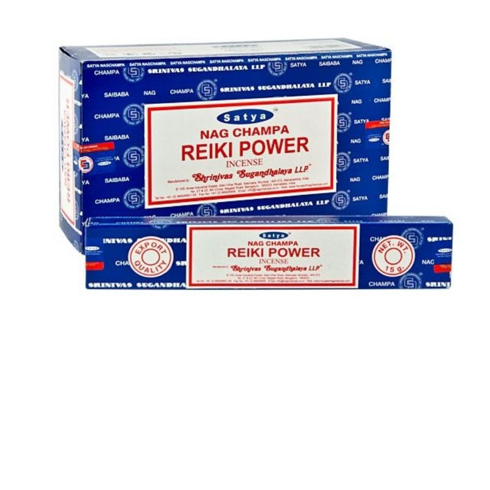 Incenso Reiki Power Nag Champa Un