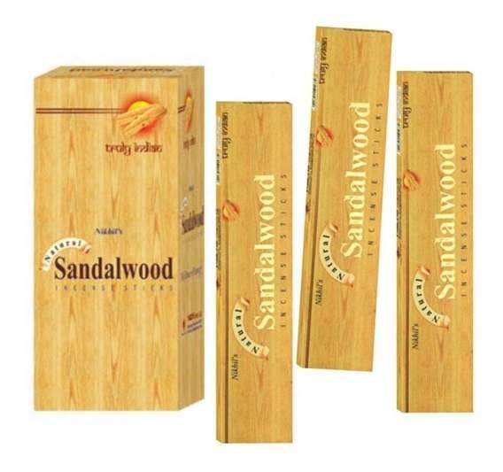 Incenso Sandalwood Unidade