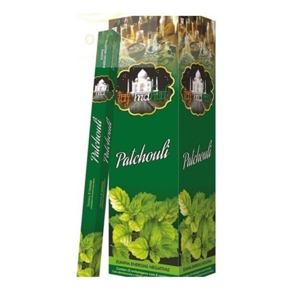Incenso Taj Mahal Patchouli