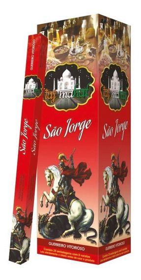 Incenso Taj Mahal São Jorge