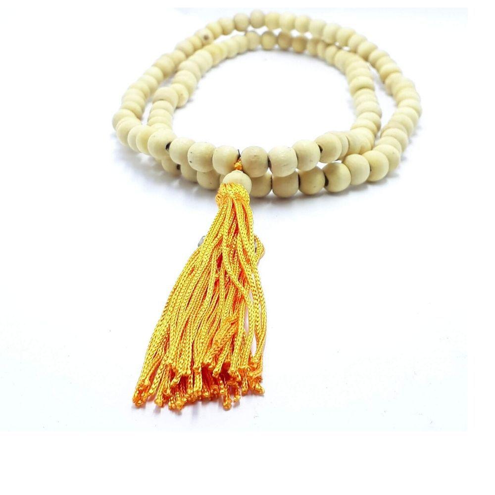 Japa Mala 108 Contas para Entoar Mantras