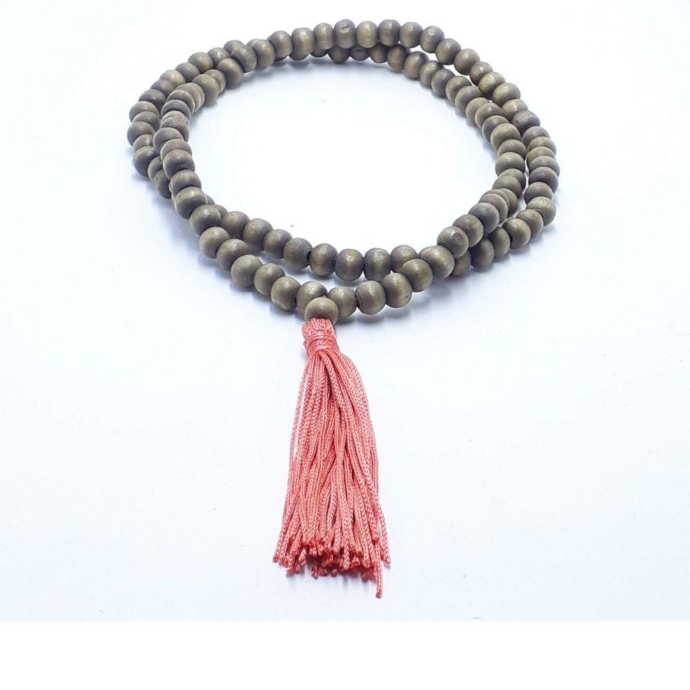 Japa Mala 108 Contas para Meditar