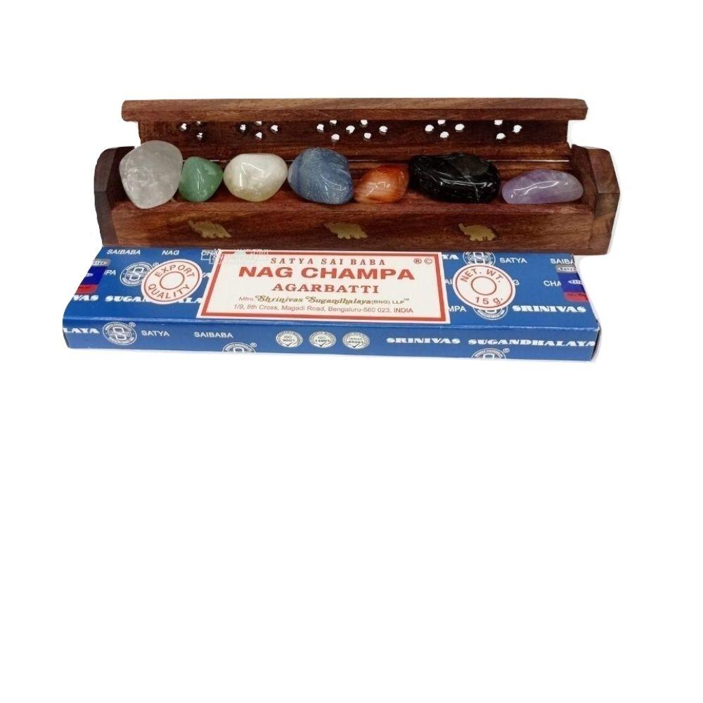 Kit Proteção dos Chakras