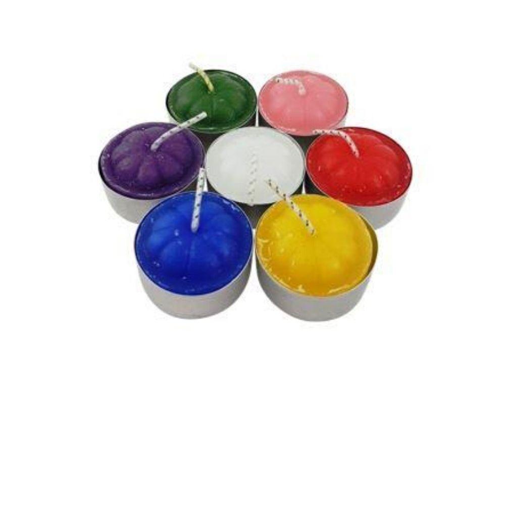 Kit Velas Difusor Coloridas Sortidas