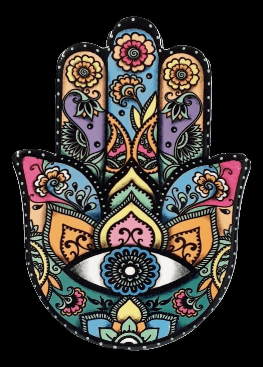 Mão De Chamsa Contra Olho Gordo 15cm
