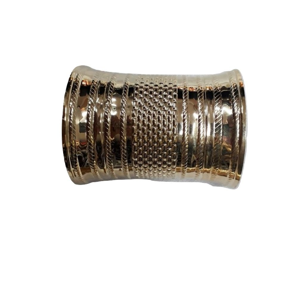 Max Bracelete Indiano Metal Dourado