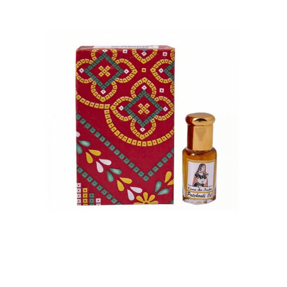 Perfume Indiano Patchouli 5 Ml