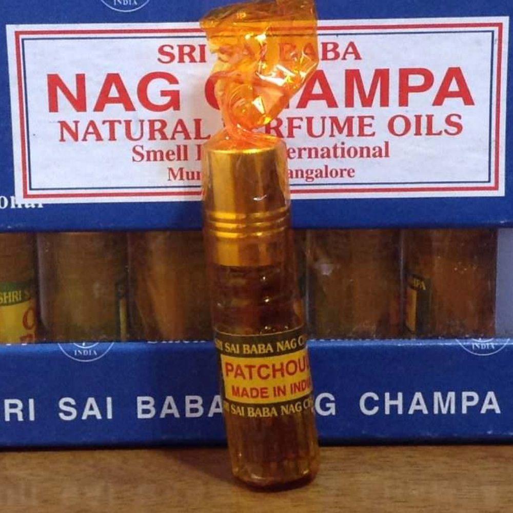 Perfume Indiano De Patchouli