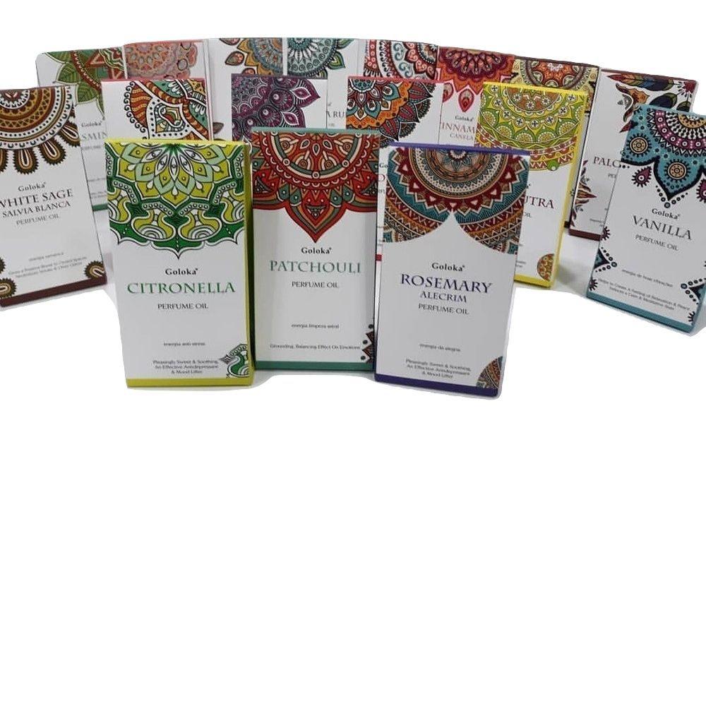 Perfume Indiano Goloka 10 ML