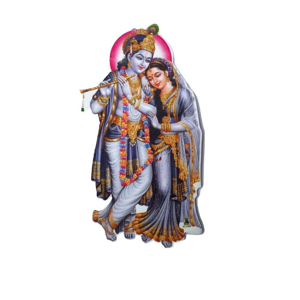 Radha Krishna Adesivo