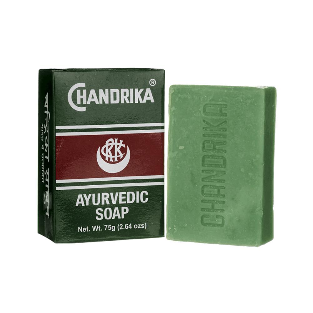 Sabonete Ayurvedico Chandrika 75 Gr