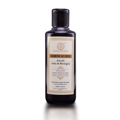 Shampoo Ayurvedico Amla Reetha 210ml