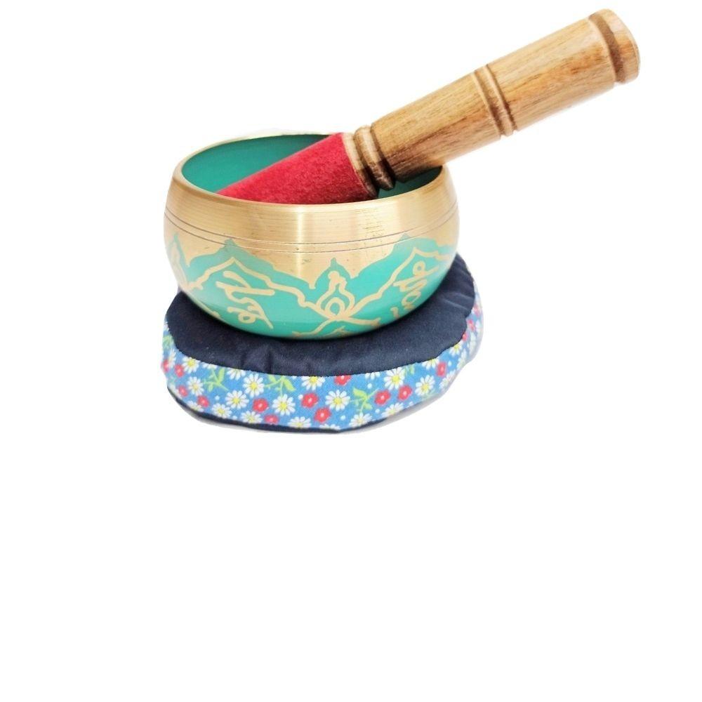 Sino Tibetano Especial - Tigela Tibetana 11 Cm