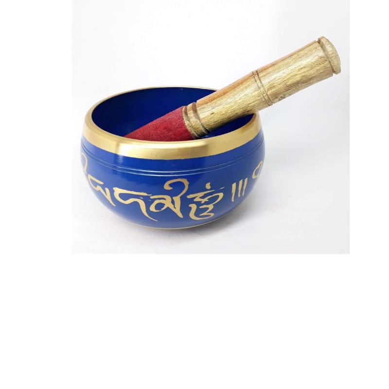 Sino Tibetano Especial - Tigela Tibetana 12 Cm